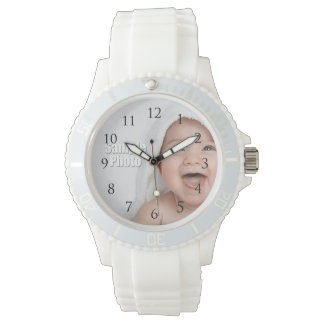 Customizable Your Photo Watch