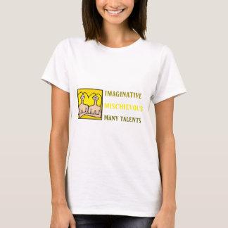 Customizable Zodiac Signs Gemini T-Shirt