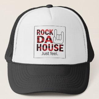Customizado cap Rock of the House
