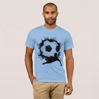 Customization Soccer T-Shirt