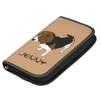 Customize-able Beagle Folio Smartphone Folio Planner