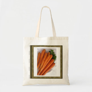 customize CARROTS tote Budget Tote Bag
