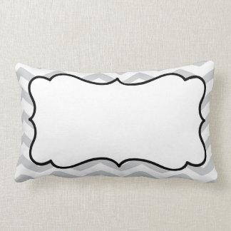 Customize Chevron Print Pillows