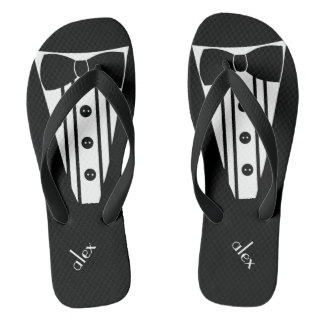 Customize Color Tuxedo -Groomsmen Thongs
