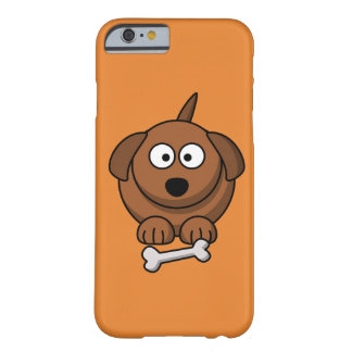 Customize Cute Dog for Kids Barely There iPhone 6 Case