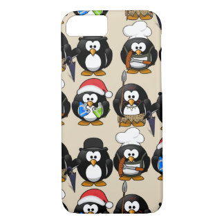 Customize Cute Penguins Case for Kids