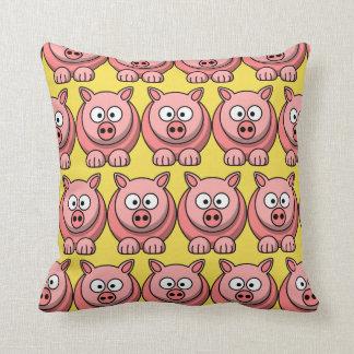 Customize Cute Pig Cushion