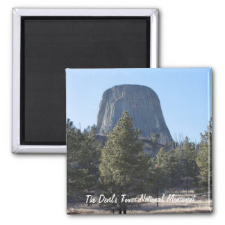 Customize Devil's Tower National Monument photo Magnet