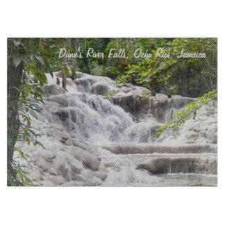 Customize Dunn's River Falls photo Cutting Board