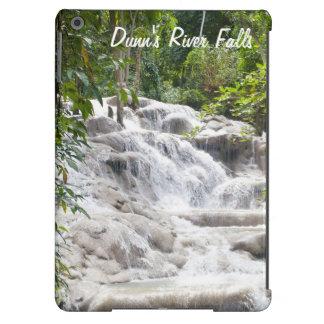 Customize Dunn's River Falls photo iPad Air Cases