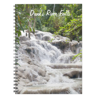 Customize Dunn's River Falls photo Note Book