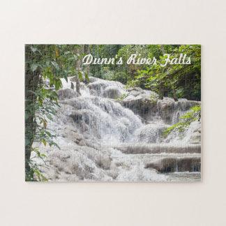 Customize Dunn's River Falls photo Puzzles
