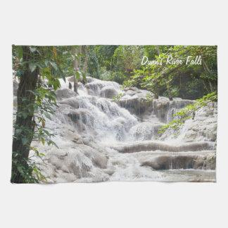 Customize Dunn's River Falls photo Towel