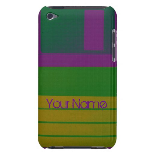 Customize Floppy Disc Personalize Retro iPod Touch Covers
