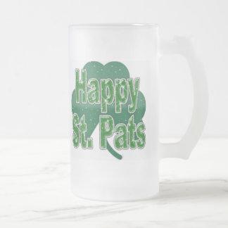 Customize Happy St. Pats Day Mug