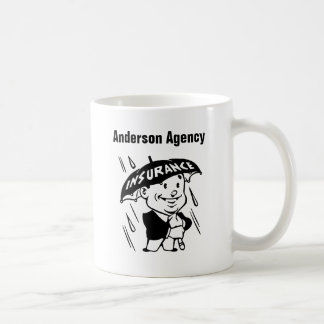 Customize Insurance Agent or Agency Coffee Mug