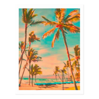 Customize it.. Aloha, Waikoloa Beach Big Island Postcard