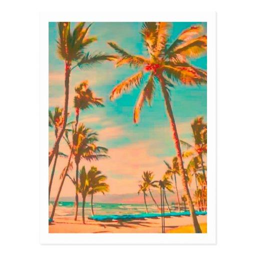 Customize it.. Aloha, Waikoloa Beach Big Island Postcards
