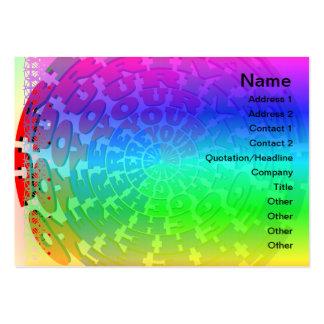 Customize It! Business Card Template