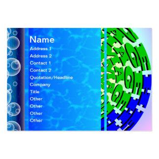 Customize It! Business Card