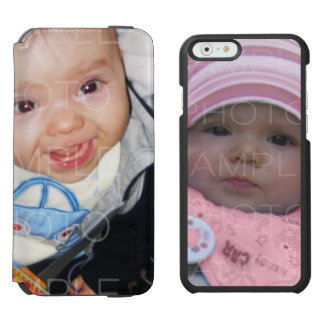 Customize it with Your photos Incipio Watson™ iPhone 6 Wallet Case