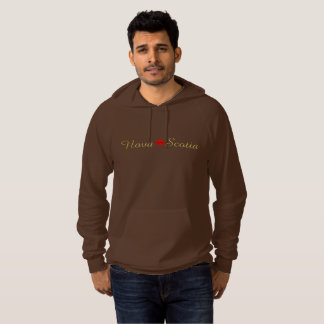 Customize love Canada Nova Scotia hoodie