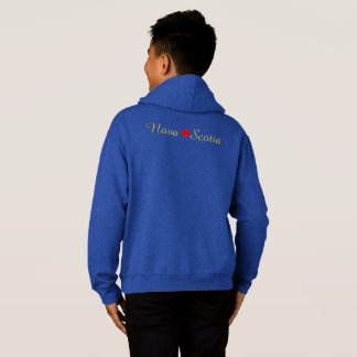 Customize love Canada Nova Scotia shirt