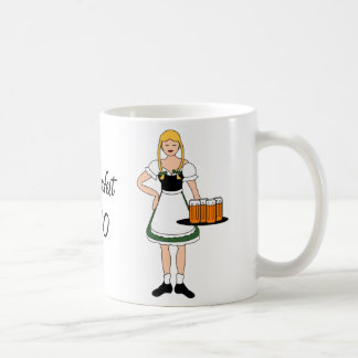 Customize Me -- Oktoberfest Girls Mug