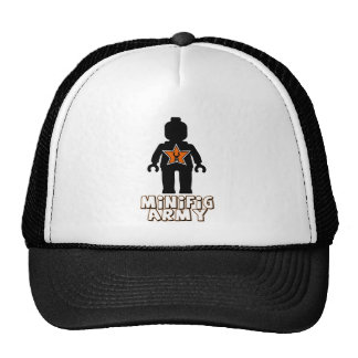 Customize My Minifig Army Man Hat