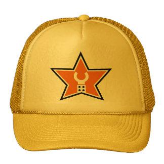 Customize My Minifig Business Logo Trucker Hat