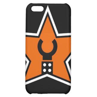 Customize My Minifig Logo iPhone 5C Case