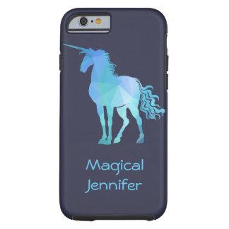 Customize Name Unicorn iPhone 6/6s Case