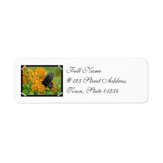 Customize Product - Customized Return Address Label