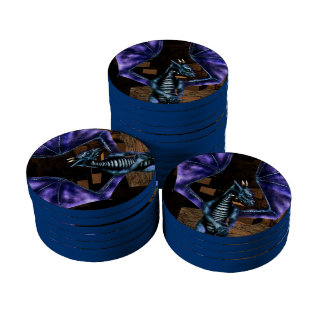 Customize Product Set Of Poker Chips