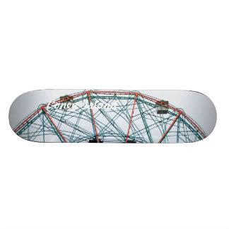 Customize Product Skateboard