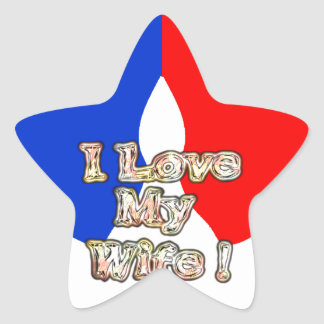 Customize Product Star Sticker