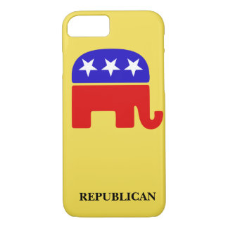 Customize Republican Elephant iPhone 8/7 Case