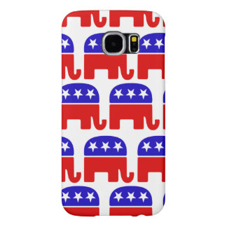 Customize Republican Elephant Samsung Galaxy S6 Cases