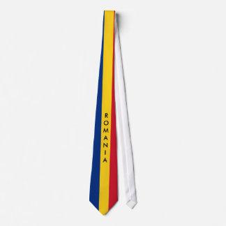 Customize Romania Flag Tie
