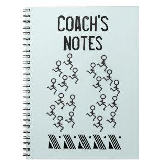 Customize - Running Coach Notebook