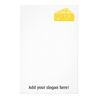 Customize this Big Cheese graphic Customized Stationery