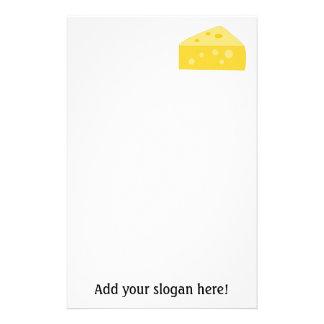 Customize this Big Cheese graphic Custom Stationery