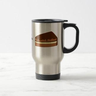 Customize this Chocolate Cake graphic Mug