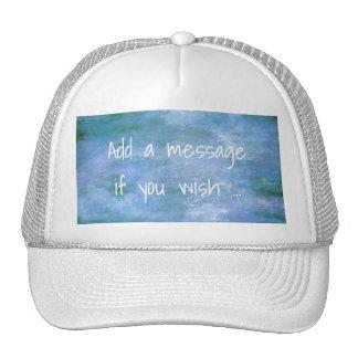 Customize Your Cap