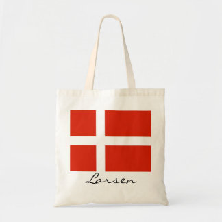 Customize Your Dannebrog Tote Bag