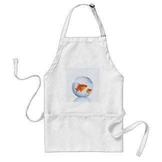 CUSTOMIZE YOUR FISH BOWL ITEMS STANDARD APRON