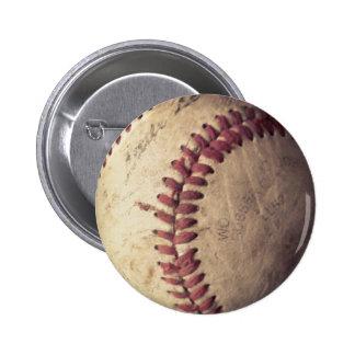 customize your own baseball keepsake 6 cm round badge