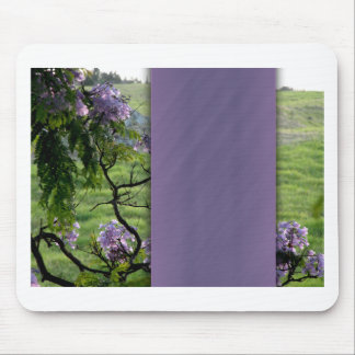Customize your own country wedding mouse pad