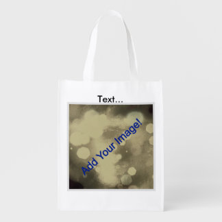 Customize Your Own Reusable Tote