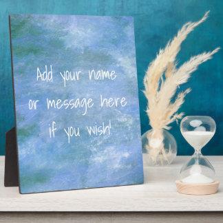 Customize Your Photo Plaque
